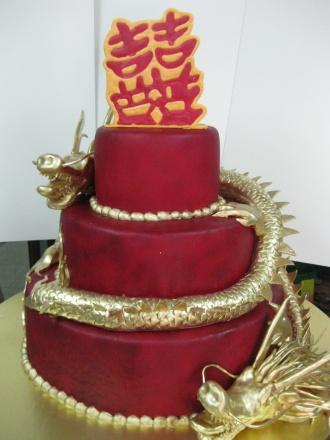 dragon-wedding-cake